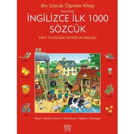 Resimlerle İngilizce İlk 1000 Sözcük