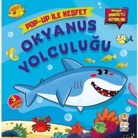Pop-Up İle Keşfet - Okyanus Yolculuğu