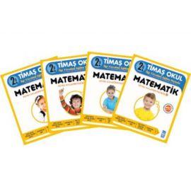 2. Sınıf Matematik Konu Anlatımı - 4 Kitap Fasikül