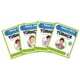 3. Sınıf Türkçe Konu Anlatımı - 4 Kitap Fasikül