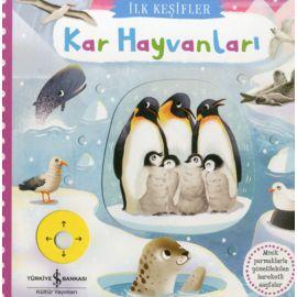 İlk Keşifler - Kar Hayvanları (Ciltli)