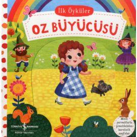İlk Öyküler - Oz Büyücüsü (Ciltli)