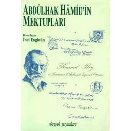 Abdülhak Hamid'in Mektupları Cilt: 1