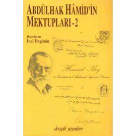 Abdülhak Hamid'in Mektupları Cilt: 2