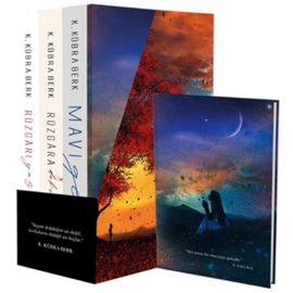 K. Kübra Berk Kutulu Set - 3 Kitap Takım
