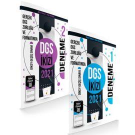 2021 DGS İkizi 2 Özgün Deneme Sınavı Dijital Çözümlü