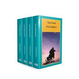İnce Memed - 4 Kitap Takım