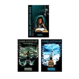 Dark İstanbul Seti 1 - 3 Kitap Takım