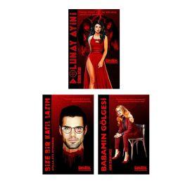 Dark İstanbul Seti 2 - 3 Kitap Takım