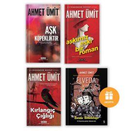 Ahmet Ümit Set - 3 Kitap Takım (Hediyeli)