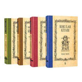 Kokular Kitabı Set - 4 Kitap Takım - (Ciltli)