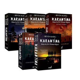 Karantina Serisi - 5 Kitap Takım