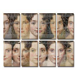 Klasik Kadınlar Seti - 8 Kitap Takım