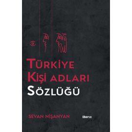 Türkiye Kişi Adları Sözlüğü (Ciltli)