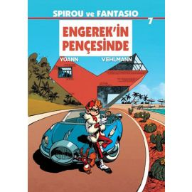 Spiroun ve Fantasio 7 - Engerek'in Pençesinde