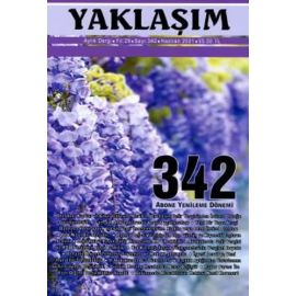 Yaklaşım Dergisi Sayı: 342 Haziran 2021