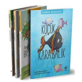 Samed Behrengi Çocuk Kitapları Seti - 4 Kitap Takım