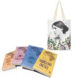 Virginia Woolf Seti - 4 Kitap Takım