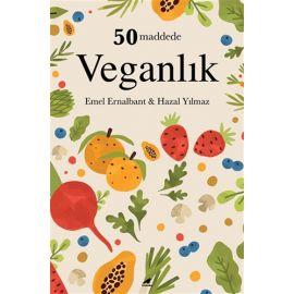 50 Maddede Veganlık