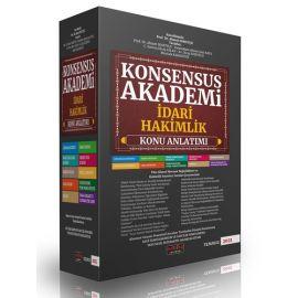 """KONSENSUS Akademi İdari Hakimlik Konu Anlatımı"