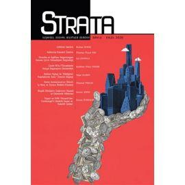 Strata İlişkisel Sosyal Bilimler Dergisi Sayı: 5