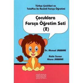 Çocuklara Farsça Öğretim Seti - 2