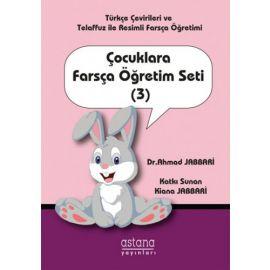 Çocuklara Farsça Öğretim Seti - 3