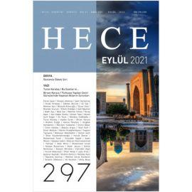 Hece Aylık Edebiyat Dergisi Sayı: 297