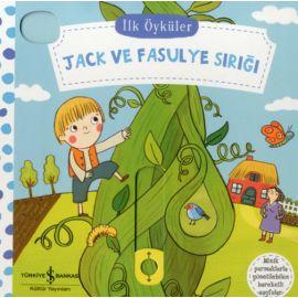 İlk Öyküler - Jack ve Fasulye Sırığı (Ciltli)