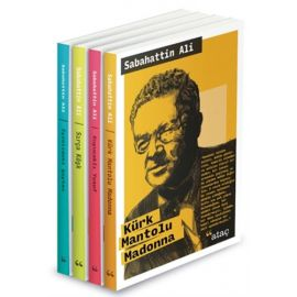Sabahattin Ali Kitapları Seti - 4 Kitap Takım