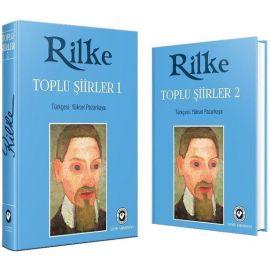 Rilke Toplu Şiirler  -2 Cilt Takım (Ciltli)