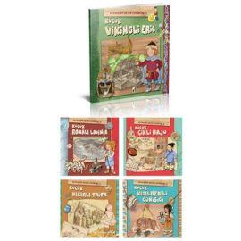 Geçmişten Gelen Çocuklar Serisi - 5 Kitap Takım