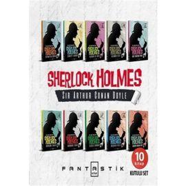 Sherlock Holmes Seti - 10 Kitap Takım Kutulu