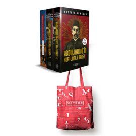 Abdülhamid'in Kurtlarla Dansı - 3 Kitap Takım (Çanta Hediyeli)