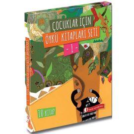 Çocuklar İçin Öykü Kitapları Seti 1 - 10 Kitap Takım