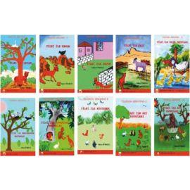 Ünlü Çocuk Masalları - 5 Kitap Takım