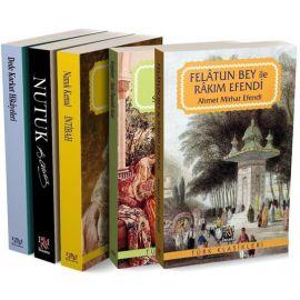 Türk Klasikleri Seti - 5 Kitap Takım