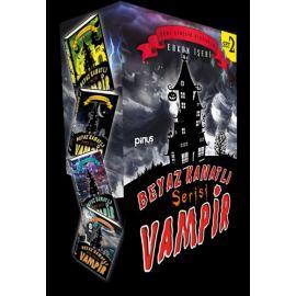 Beyaz Kanatlı Vampir Set 2 - 4 Kitap Takım