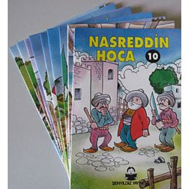 Nasreddin Hoca - 10 Kitap Takım