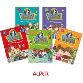 Alper - 5 Kitap Set