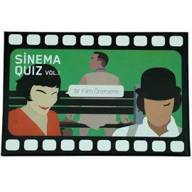 Bi Film Önersene Sinema Quiz Vol 1 Kutu Oyunu