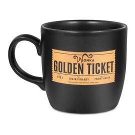 Willy Wonka Altın Biletli Mug