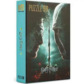 99 Parça Harry Potter İkon Puzzle
