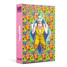 DC Comics - Harley Quinn 99 Parça Puzzle