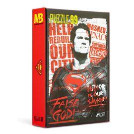 DC Comics - Superman 99 Parça Puzzle
