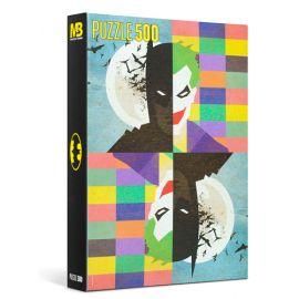 Batman vs Joker 500 Parça Puzzle