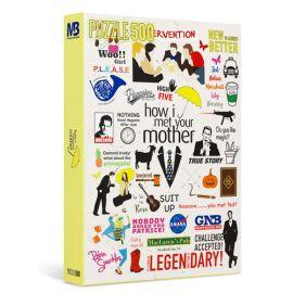 How I Met Your Mother 500 Parça Puzzle