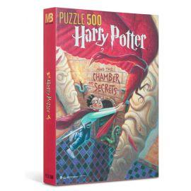Harry Potter ve Sırlar Odası 500 Parça Puzzle