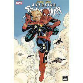 Avenging Spiderman 5 - Captain Marvel