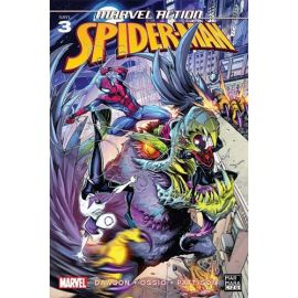 Marvel Action Spiderman-3